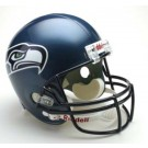 Seattle Seahawks NFL Riddell Full Size Deluxe Replica Football Helmet