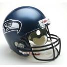 Seattle Seahawks NFL Riddell Full Size Deluxe Replica Football Helmet