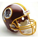Washington Redskins NFL Riddell Full Size Deluxe Replica Football Helmet