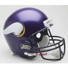 """Minnesota Vikings """"Former Logo"""" NFL Riddell Full Size Deluxe Replica Football Helmet"""