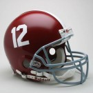 Alabama Crimson Tide NCAA Pro Line Authentic Full Size Football Helmet From Riddell