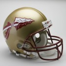 Florida State Seminoles NCAA Pro Line Authentic Full Size Football Helmet From Riddell