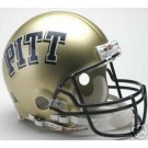 Pittsburgh Panthers NCAA Riddell Pro Line Authentic Full Size Football Helmet From Riddell