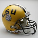 Louisiana State (LSU) Tigers NCAA Pro Line Authentic Full Size Football Helmet From Riddell