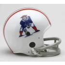 New England Patriots NFL Riddell Replica Mini Throwback Football Helmet  (1965 - 1981)