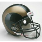 Colorado State Rams NCAA Riddell Full Size Deluxe Replica Football Helmet