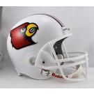 Louisville Cardinals NCAA Riddell Full Size Deluxe Replica Football Helmet