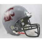 Washington State Cougars NCAA Riddell Full Size Deluxe Replica Football Helmet