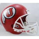 Utah Utes NCAA Riddell Full Size Deluxe Replica Football Helmet