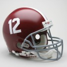 Alabama Crimson Tide NCAA Riddell Full Size Deluxe Replica Football Helmet