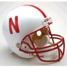 Nebraska Cornhuskers NCAA Riddell Full Size Deluxe Replica Football Helmet