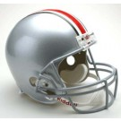 Ohio State Buckeyes NCAA Riddell Full Size Deluxe Replica Football Helmet