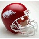 Arkansas Razorbacks NCAA Riddell Full Size Deluxe Replica Football Helmet