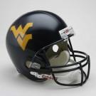 West Virginia Mountaineers NCAA Riddell Full Size Deluxe Replica Football Helmet
