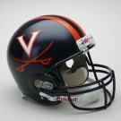 Virginia Cavaliers NCAA Riddell Full Size Deluxe Replica Football Helmet