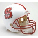North Carolina State Wolfpack NCAA Riddell Full Size Deluxe Replica Football Helmet