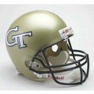 Georgia Tech Yellow Jackets NCAA Riddell Full Size Deluxe Replica Football Helmet