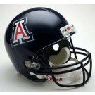 Arizona Wildcats NCAA Riddell Full Size Deluxe Replica Football Helmet