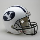 Brigham Young (BYU) Cougars NCAA Riddell Full Size Deluxe Replica Football Helmet