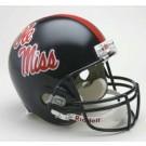 Mississippi (Ole Miss) Rebels NCAA Riddell Full Size Deluxe Replica Football Helmet