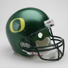 Oregon Ducks NCAA Riddell Full Size Deluxe Replica Football Helmet