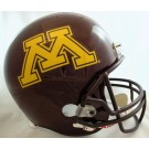 Minnesota Golden Gophers NCAA Riddell Full Size Deluxe Replica Football Helmet