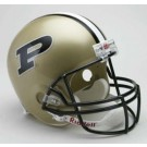 Purdue Boilermakers NCAA Riddell Full Size Deluxe Replica Football Helmet