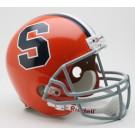 Syracuse Orangemen NCAA Riddell Full Size Deluxe Replica Football Helmet