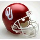 Oklahoma Sooners NCAA Riddell Full Size Deluxe Replica Football Helmet