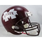 Mississippi State Bulldogs NCAA Riddell Full Size Deluxe Replica Football Helmet