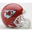 Kansas City Chiefs NFL Riddell Replica Mini Football Helmet