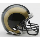 St. Louis Rams NFL Riddell Replica Mini Football Helmet