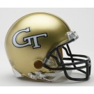 Georgia Tech Yellow Jackets NCAA Riddell Replica Mini Football Helmet