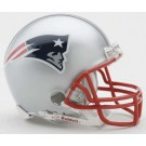New England Patriots NFL Riddell Replica Mini Football Helmet