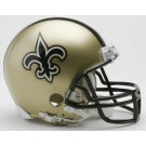 New Orleans Saints NFL Riddell Replica Mini Football Helmet