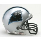 Carolina Panthers NFL Riddell 1995-2011 Throwback Mini Replica Football Helmet