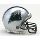 Carolina Panthers NFL Riddell 1995-2011 Throwback Mini Replica Football Helmet