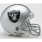 Oakland Raiders NFL Riddell Replica Mini Football Helmet