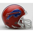 Buffalo Bills NFL Riddell Replica Mini Throwback Football Helmet  (1987 - 2001)
