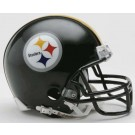 Pittsburgh Steelers NFL Riddell Replica Mini Football Helmet