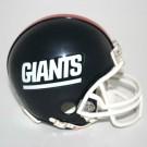 New York Giants NFL Riddell Replica Mini Throwback Football Helmet  (1981 - 1999)