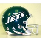 New York Jets NFL Riddell Replica Mini Throwback Football Helmet  (1978 - 1989)