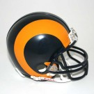 St. Louis Rams NFL Riddell Replica Mini Throwback Football Helmet  (1981 - 1999)