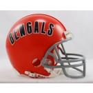 Cincinnati Bengals NFL Riddell Replica Mini Throwback Football Helmet  (1968 - 1979)