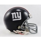 New York Giants NFL Riddell Replica Mini Throwback Football Helmet  (1961 - 1974)