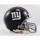 New York Giants NFL Riddell Replica Mini Throwback Football Helmet  (1961 - 1974)
