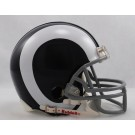 Los Angeles Rams NFL Riddell Replica Mini Throwback Football Helmet (1965 - 1972)