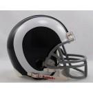 Los Angeles Rams NFL Riddell Replica Mini Throwback Football Helmet (1965 - 1972)
