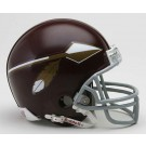 Washington Redskins NFL Riddell Replica Mini 2-Bar Throwback Football Helmet  (1965 - 1969)