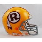 Washington Redskins NFL Riddell Replica Mini Throwback Football Helmet with Z2B Face Mask (1970 - 1971)